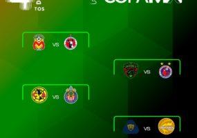 México tendrá dos ediciones del Clásico Nacional en una semana