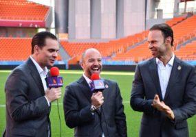 Martinoli, Luis Garcia, Zague y compañia, renuevan contrato historico con Tv Azteca