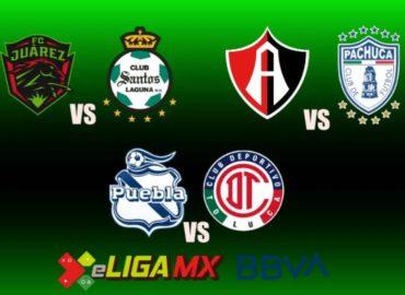 eLiga MX: Dónde y a qué hora ver los partidos de hoy 1 mayo de la Jornada 7
