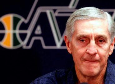 Murió Jerry Sloan, histórico entrenador del Utah Jazz