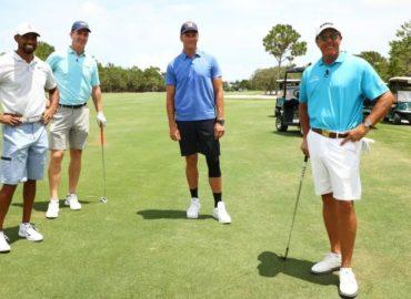 Torneo de golf con Tiger Woods y Tom Brady tuvo audiencia récord en EE.UU.