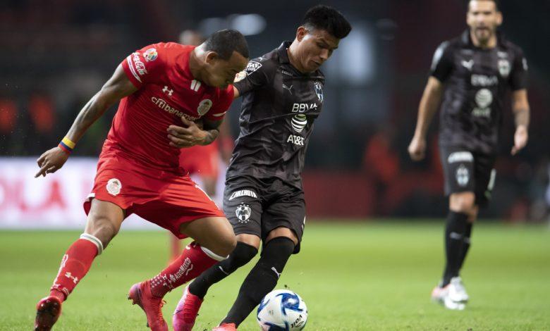 Toluca vs Monterrey Jornada 8 e-Liga MX 2020