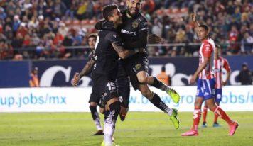eLiga MX. San Luis vs Juárez 3-3 resumen y goles, Jornada 8