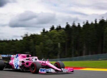 Hamilton obtiene la pole del Gran Premio de Bélgica; 'Checo' Pérez saldrá octavo
