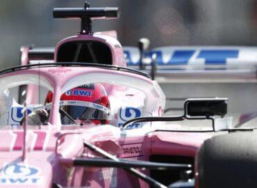 Termina 'Checo' Pérez en décimo lugar el GP de Italia