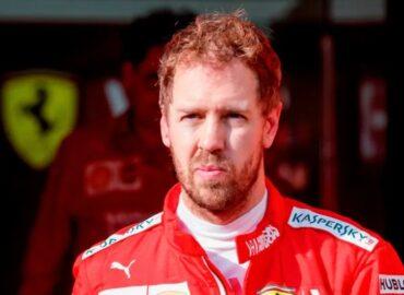Sebastián Vettel correrá con Aston Martin, hoy Racing Point, la próxima temporada en F1