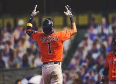 Astros de Houston derrotan 10-5 a Athletics de Oakland; Carlos Correa pegó dos jonrones e impulsó cuatro carreras