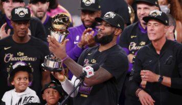 Con cuarto título y MVP, LeBron James continúa a la caza de Michael Jordan