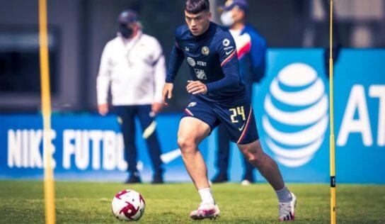 Federico Viñas dio positivo a COVID-19 previo al América-Tigres