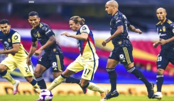 América se clasifica a la Liguilla tras derrotar 3-1 a Tigres UANL