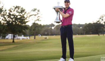 Carlos Ortiz gana el 'Houston Open'; rompe sequía mexicana de 42 años en el PGA Tour