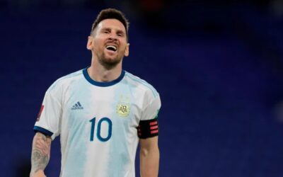 Estoy cansado de ser siempre el problema de todo en el Barcelona: Messi