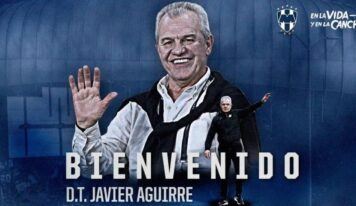 OFICIAL: Javier Aguirre, nuevo técnico de Rayados