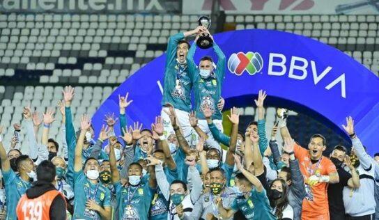 ¡Ruge la fiera! León es campeón del Torneo Guard1anes 2020