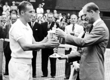 Rinde Wimbledon tributo al príncipe Felipe