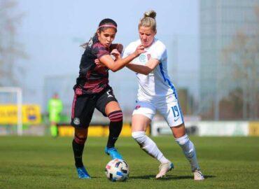 Tri Femenil empata sin goles ante Eslovaquia