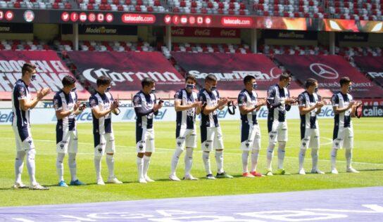En Rayados, listos para el regreso de aficionados en la Concachampions
