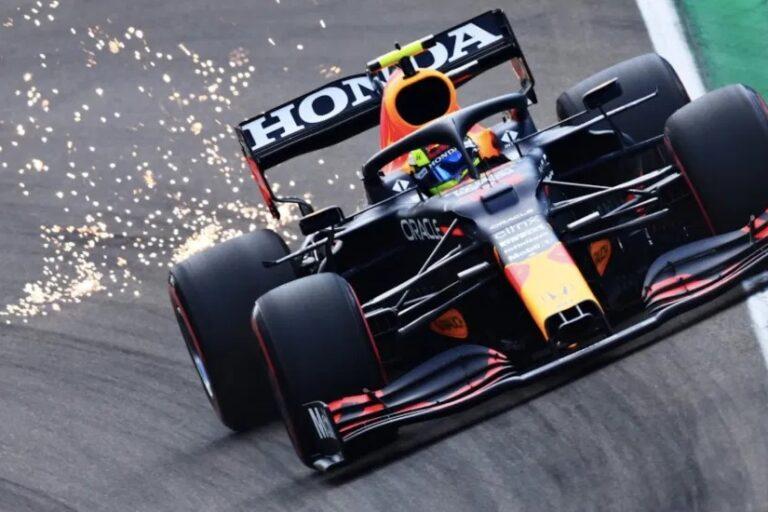 'Checo' Pérez saldrá cuarto en Gran Premio de Portugal