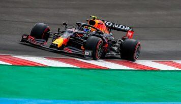 'Checo' Pérez es nombrado 'piloto del día' en GP de Portugal