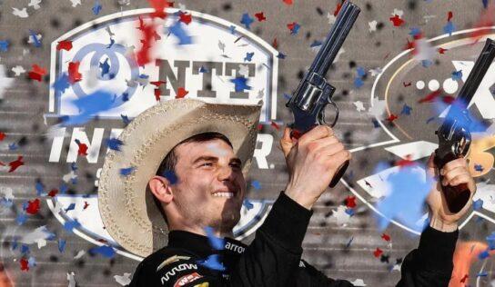 El mexicano Pato O'Ward gana su primera IndyCar en el XPEL 375 Texas