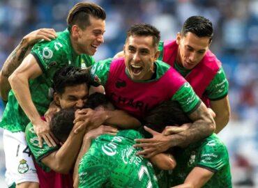 Santos se clasifica a la semifinal del Clausura 2021 al empatar con Monterrey
