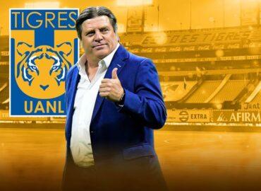 Oficial: Miguel Herrera, nuevo técnico de Tigres