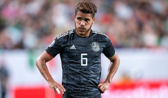 Jonathan Dos Santos es baja de la Selección Mexicana