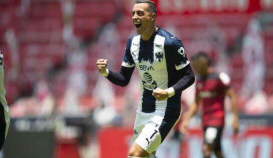 Rogelio Funes Mori supera a Javier Hernández