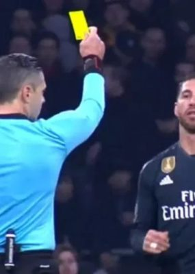 Sergio Ramos es suspendido dos juegos de Champions