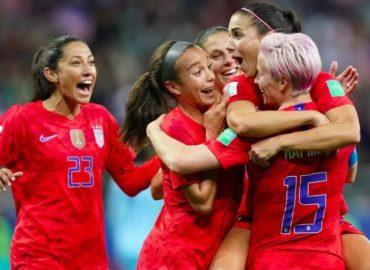 EU logra récord goleador en un Mundial femenino con 13-0 a Tailandia