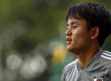Takefusa Kubo, japonés y ex del Barça, ficha por el Real Madrid