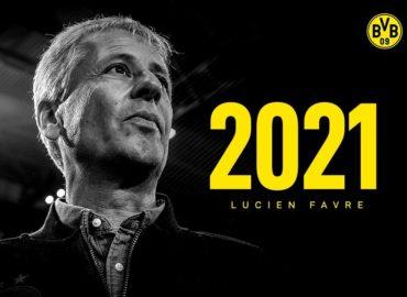 Favre prolonga su contrato con el Borussia Dortmund