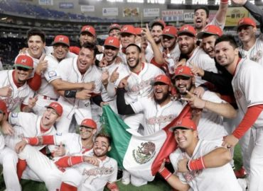 México sube un lugar en ranking mundial de beisbol