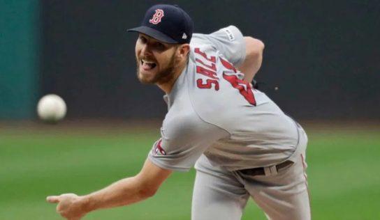 Red Sox contrata al pitcher Collin McHugh ante posible baja de Chris Sale