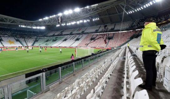 El Comité Olímpico Italiano suspende todas las competiciones deportivas en el país