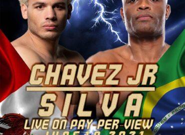 Excampeón mundial de UFC, el nuevo rival de Julio César Chávez Jr.
