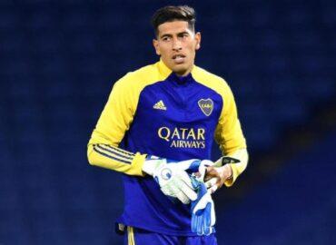 Esteban Andrada confirma que ya es portero de Rayados