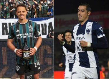 Funes Mori y Chicharito en la prelista para Copa Oro