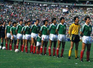 A 35 años del día en que México llegó al quinto partido del Mundial
