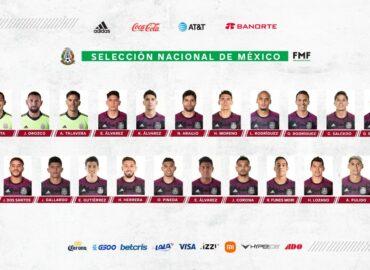 Con Funes Mori y sin 'Chicharito', México da a conocer lista para Copa Oro
