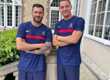 Gignac y Thauvin presumen regreso con la Selección de Francia