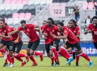 Trinidad y Tobago será el primer rival del Tri en Copa Oro