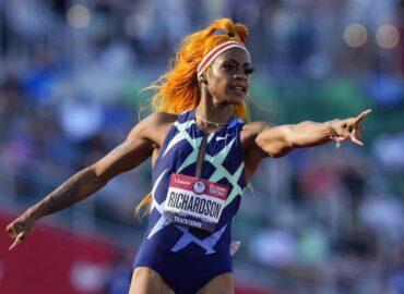 EU deja fuera de su equipo olímpico a Sha'Carri Richardson
