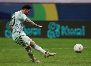 ¡Cacería contra Messi! La Pulga terminó ensangrentado