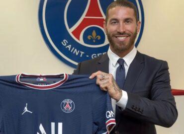 Sergio Ramos firma con el PSG por dos temporadas