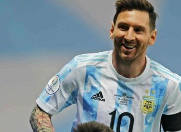 Messi va por el título ante Brasil en la Copa América