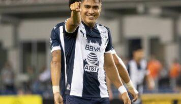 Edson Gutiérrez levanta la mano para tener más minutos y consolidarse en Rayados