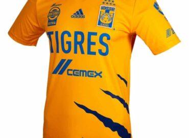Presentan nuevo uniforme de Tigres, regresan 'las garras'