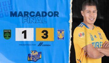 ¡Por fin! Tigres golea y gana con Miguel Herrera