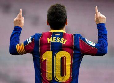 ¡Por cinco años más! Messi seguirá con Barcelona con rebaja de salario